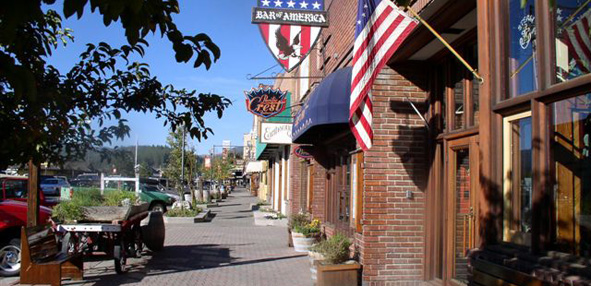 Old Downtown Truckee