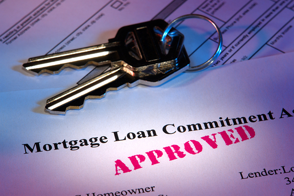 Mortgage Loan Approved