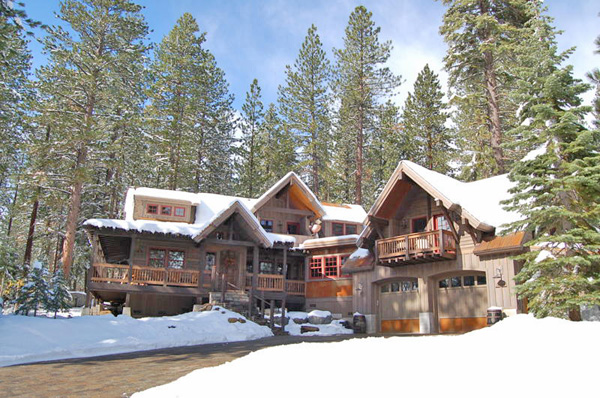 Pine Forest at Truckee - finished home