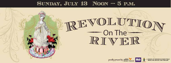 Revolution on the River