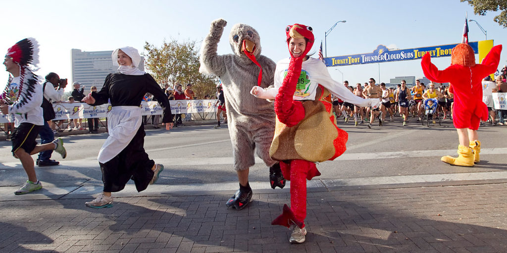 November Events in Reno/Sparks: Scheels Turkey Trot