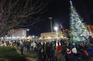 December Events in Reno/Sparks - City of Reno Tree Lighting