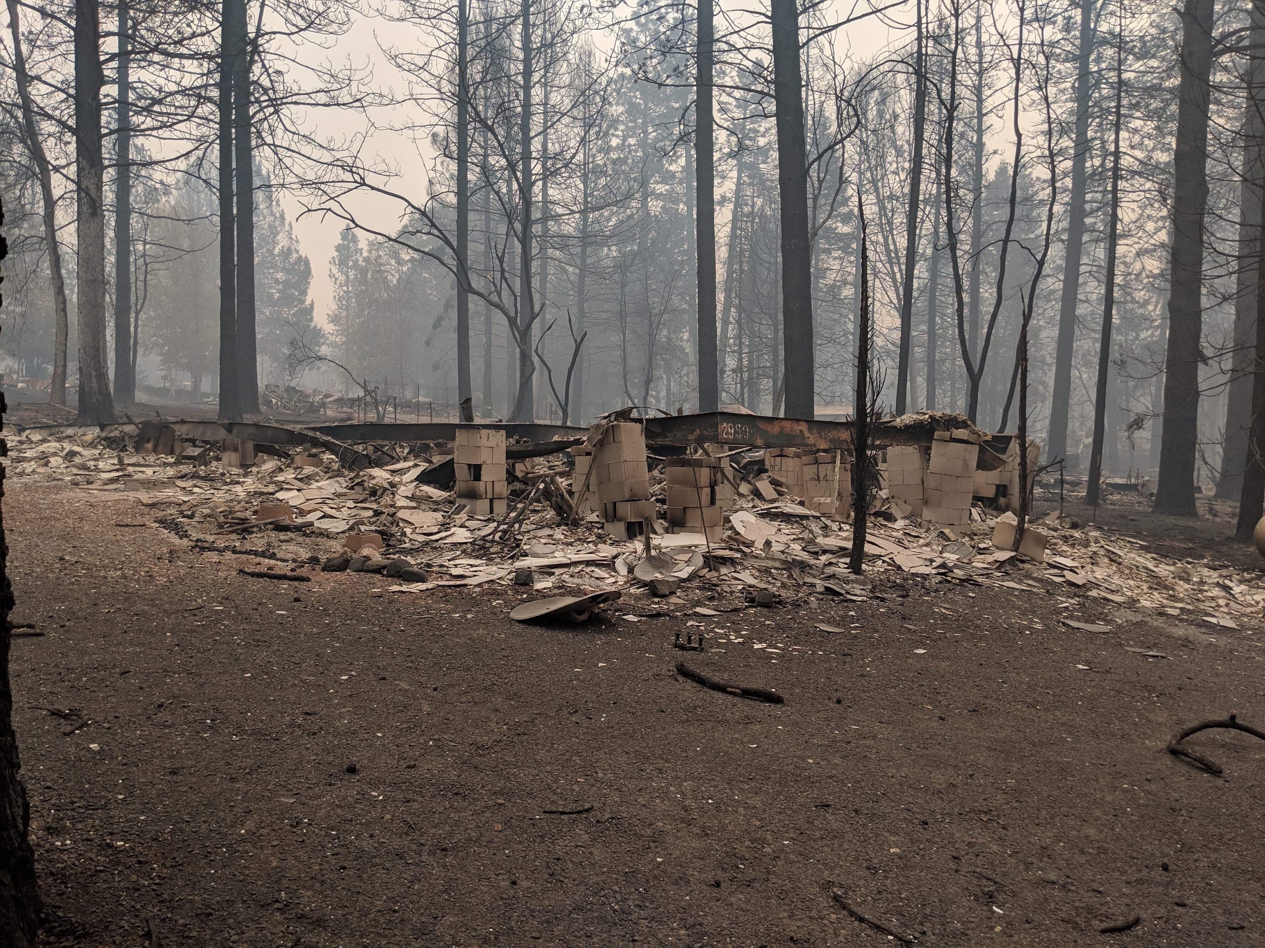 California Wildfire Survivors