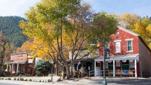 Day trips from Reno - Genoa