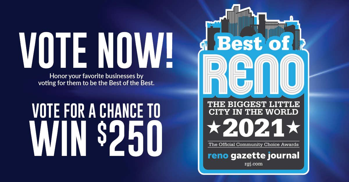 RGJ Best of Reno 2021