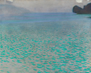 Paint and Sip Attersee by Gustav Klimt - June calendar of events in Reno